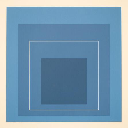 Josef Albers, 'White Line Squares XIII', 1966-1970