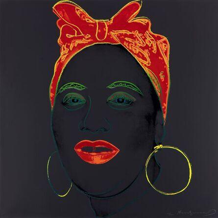Andy Warhol, 'Mammy, from Myths (Feldman & Schellmann II.262)', 1981