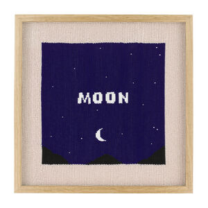 Rose Blake, 'Moon (All the Blue in the World)', 2018