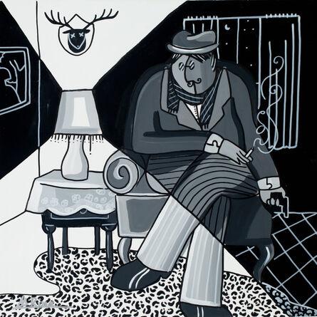 Rina Maimon, 'Black & White ', 2013