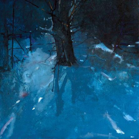 Robert Pollien, 'Winter, Seal Harbor'
