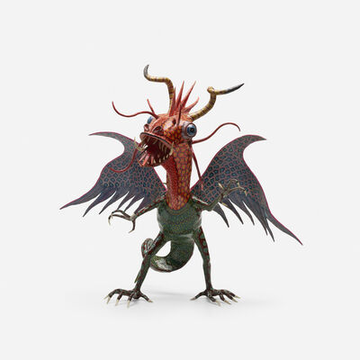 Miguel Linares, 'Alberije Mediano Dragon', 1990