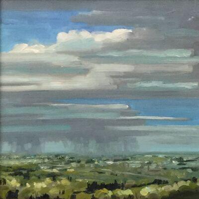 Barbara Amos, 'Study for June Storm', 2015