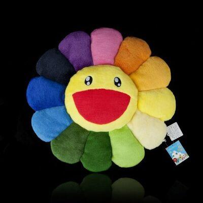 Takashi Murakami, 'Flower Cushion (Large)'