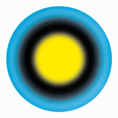 Ugo Rondinone, 'Small Sun I', 2019