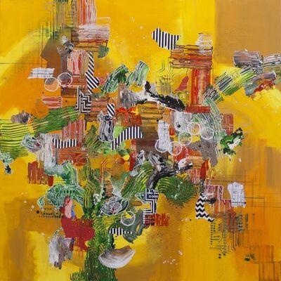 Yuni Lee, 'Exothermic Bouquet', 2017