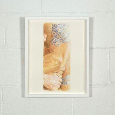 "Joanne Tod, 'Untitled (""Tattooed Embrace"")', 2020"