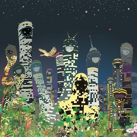 Chiho Aoshima, 'City Glow', 2005