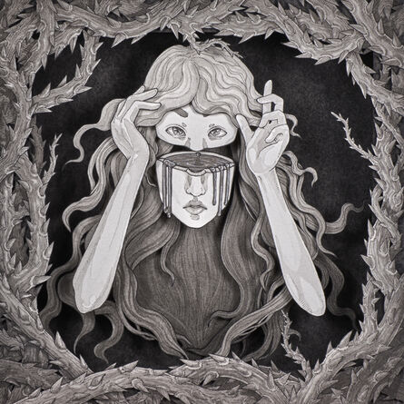 Daria Aksenova, 'Overflow', 2019