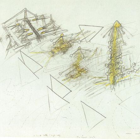 Roberto Matta, 'Mind Beaters', 1957