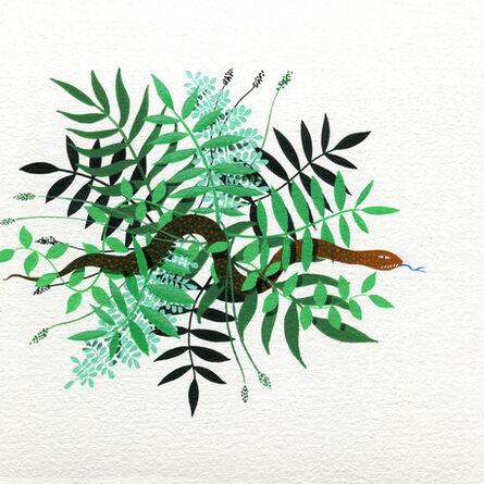 John Garrett Slaby, 'Untitled (snake 4)', 2015