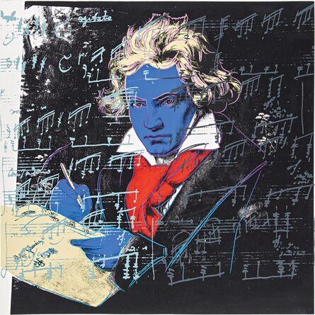 Andy Warhol, 'Beethoven F&S II.390', 1987