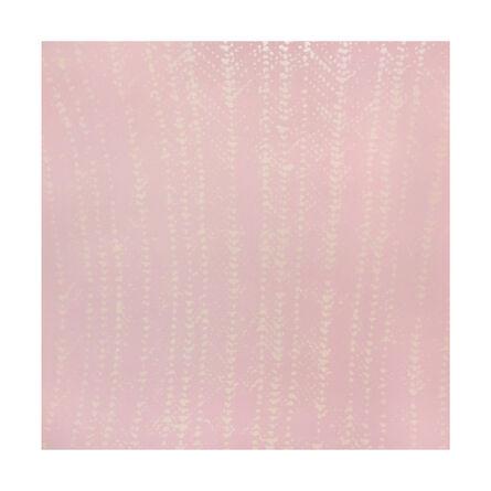 Michelle Grabner, 'Pink Crochet Ripple', 2015