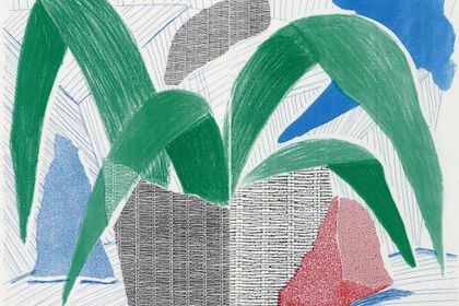 David Hockney: Homemade Prints