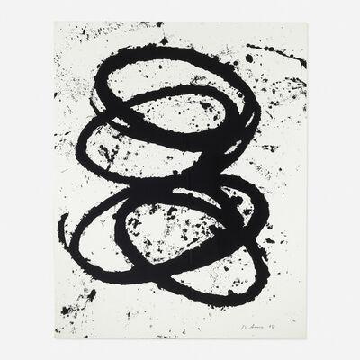 Richard Serra, 'T.E. Sparrows Point', 1998
