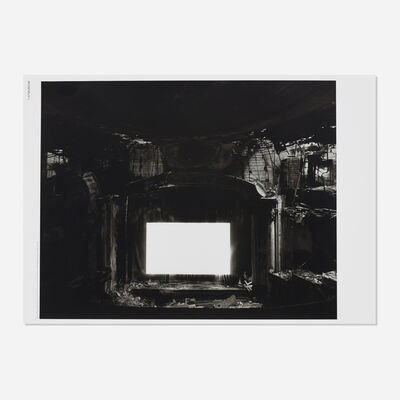 Hiroshi Sugimoto, 'Lost Human Genetic Archive at Tokyo Photographic Art Museum', 2016