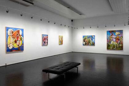 LUCEBERT - A CoBrA Artist 1924 - 1994