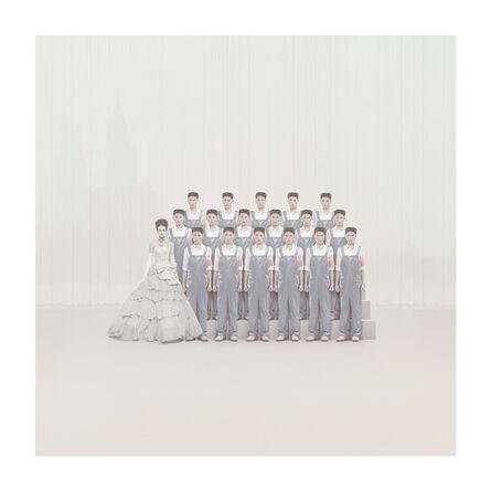 Quentin Shih, 'Shanghai Dreamers No.7', 2010