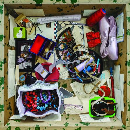 Onay Rosquet, 'Neceser / Toilet Bag', 2015