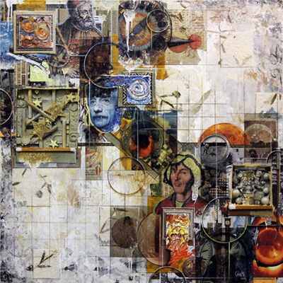Gavin Sewell, 'On the Shoulders of Giants', 2014