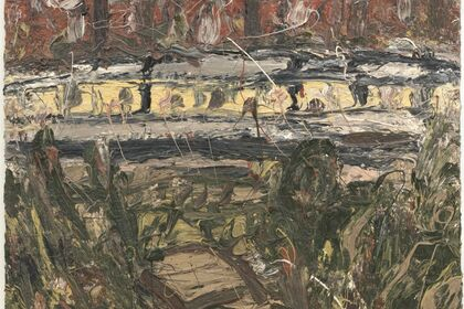 Leon Kossoff :  A Life In Painting