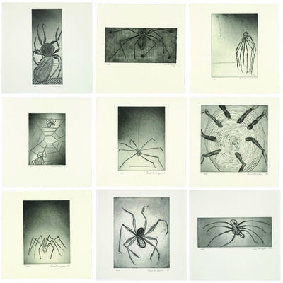 Louise Bourgeois, 'Ode à ma mere', 1995