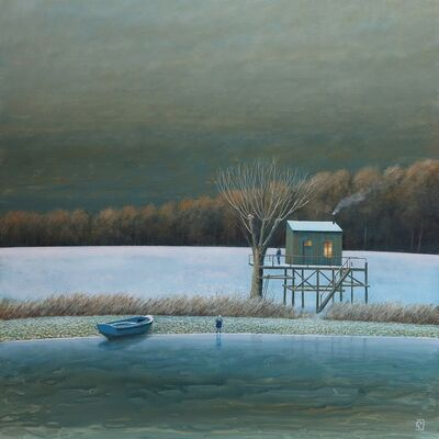 Philippe Charles Jacquet, 'les grands froids', 2020