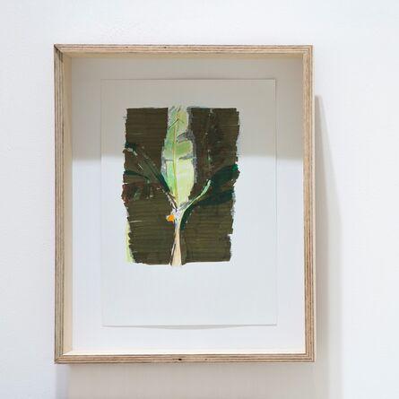 Aukse Miliukaite, 'Banana tree', 2017