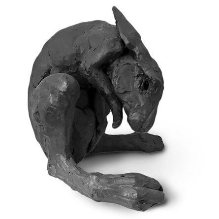 Beth Cavener, 'Untitled Black Hare', ca. 2002