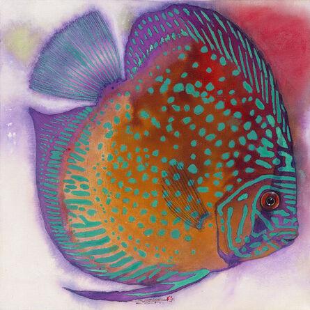 Sun Lin 林順雄, 'Angelfish', 2019