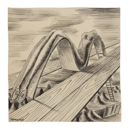 Remedios Varo, 'Comme en rêve', 1940