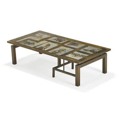 Philip Laverne, 'Medici coffee table, New York'