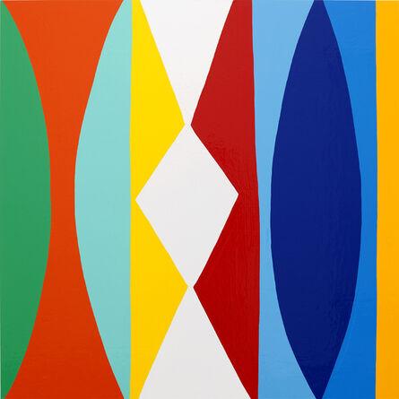 Kim MacConnel, '24 Rabbit', 2012