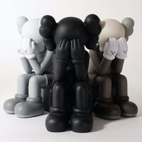 KAWS, 'Passing Through (Full Set of 3 Figure)', 2018