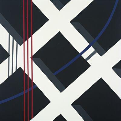 Allan D'Arcangelo, 'Radix', 1974