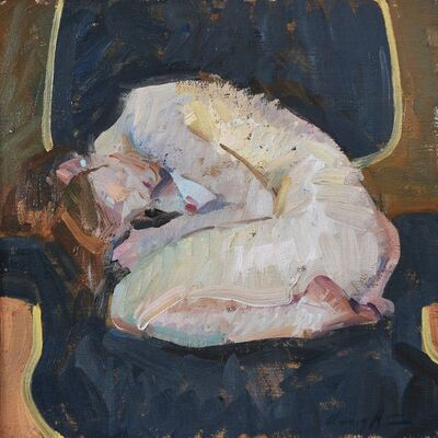 Quang Ho, 'Curled Up', 2014