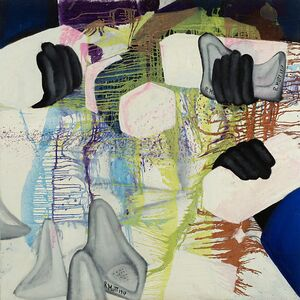 Marco Cingolani, 'Refurtiva', 1991
