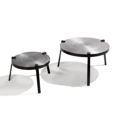Tim Vanlier, 'Remetaled Nesting Tables', 2016