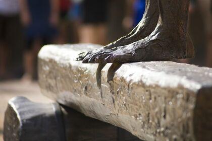 Landmarks, the public art program of The University of Texas at Austin.
