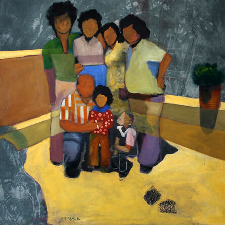 Ayed Arafah, 'Work in Progress', 2015