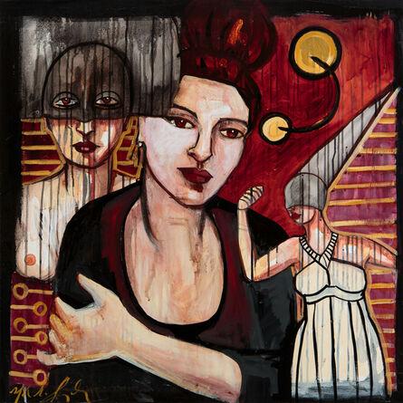 Yolanda Gonzalez, 'El circo del corazon y mente', 2020