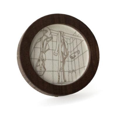 Melanie Bilenker, 'Handwash (brooch)', 2013