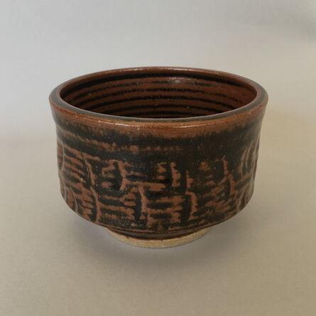 Otto Heino, 'Textured Tea Bowl', ca. 2000