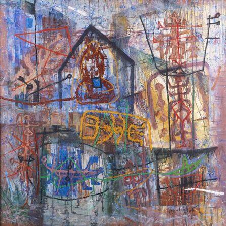 Le Trieu Dien, 'Traces ', 2006