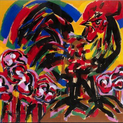 Chen Haiyan 陈海燕, 'Rooster No. 1 鸡系列No. 1', 2011