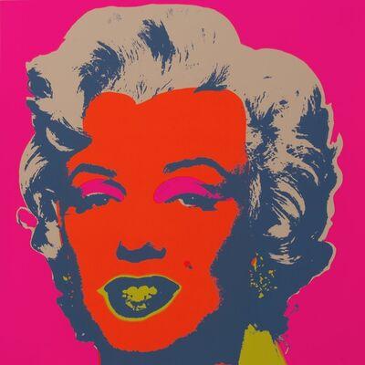 Andy Warhol, 'Marilyn (Sunday B. Morning) (set of ten)', 2018