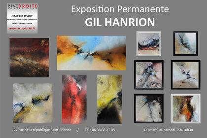 Gil Hanrion Exhibition