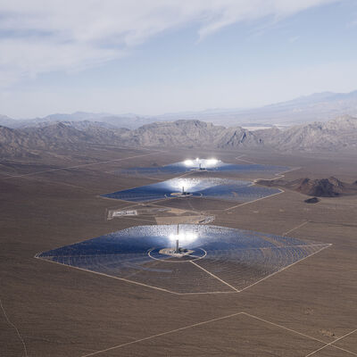 Kevin Boyle, 'Ivanpah #3 | Second Contact', 2019