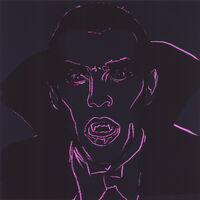 Andy Warhol, 'Dracula', 200