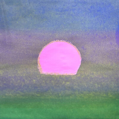 Andy Warhol, 'SUNSET FS II.85-88', 1972